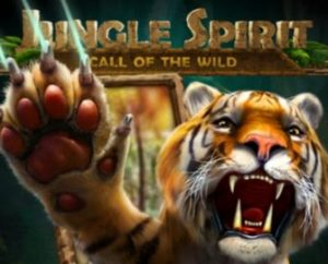 Jungle Spirit: Call of the Wild Slot Logo