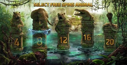 Preview Of Jungle Spirit: Call Of The Wild Slot From NetEnt