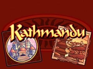 Katmandu Mobile Slot Game Logo