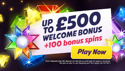 Get Up To £500 Welcome Bonus At Kerching! Mobile Casino