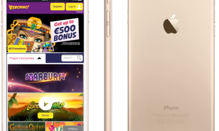Which Mobile Casinos To Use With The New iPhone 7