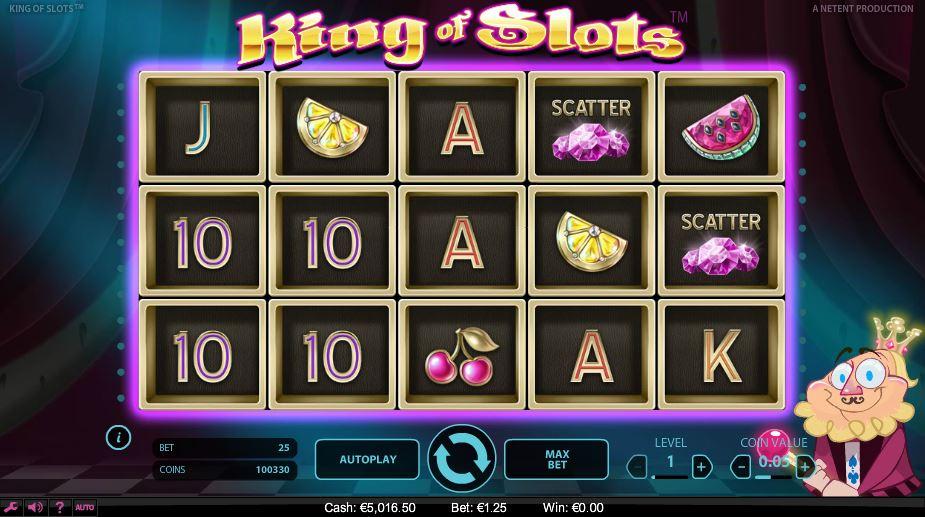 king casino bonus uk