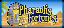 LadyLuck's Pharaoh's Fortune Logo