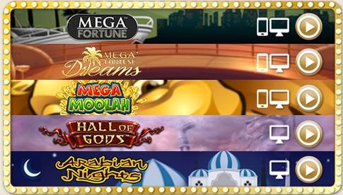 Leo Vegas Casino Jackpot Party Promotion Games
