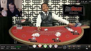 Live Blackjack Dealer Cheating