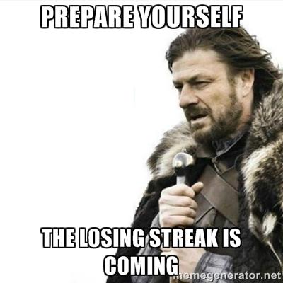 Losing Streak Meme