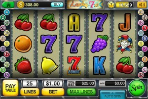 lucky 7s mobile slot from slots app