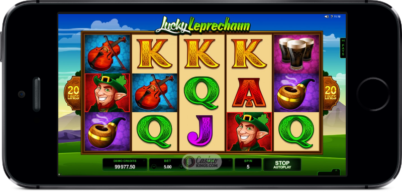 Spiele Luck O The Leprechaun - Video Slots Online