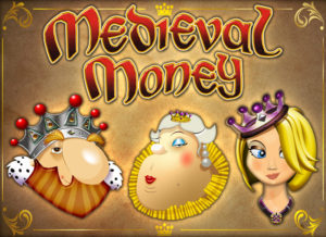 Medieval Money Characters