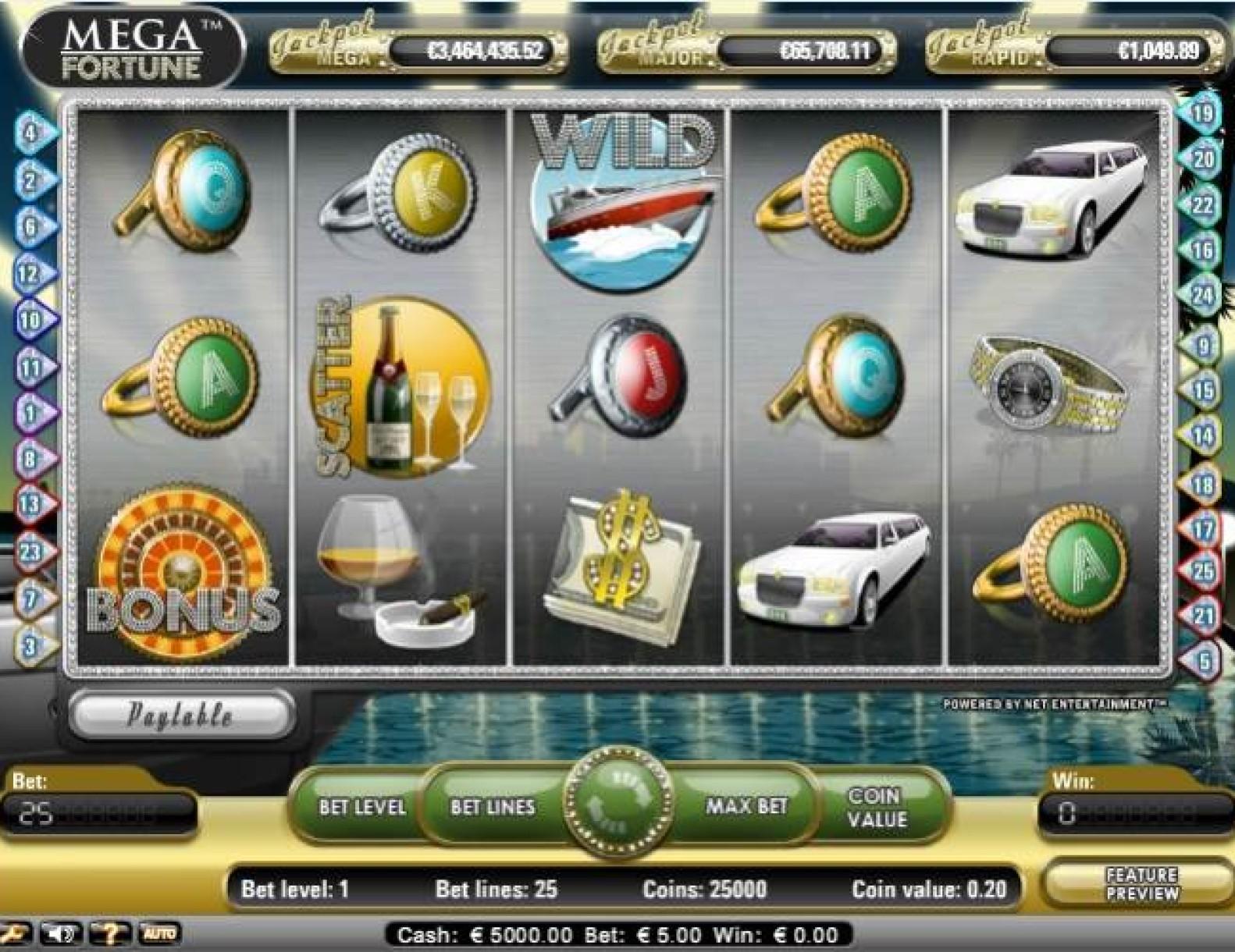Mega Jackpot Mobile Slot Review – Life Changing Machine ladbrokes free spins netent games slots netent casino
