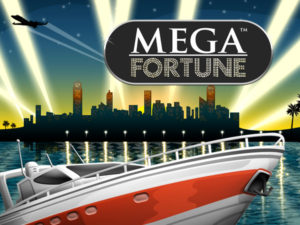 Mega Fortune Slot Logo Square