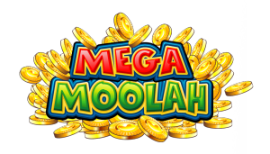 Mega Moolah Microgaming Slot Logo