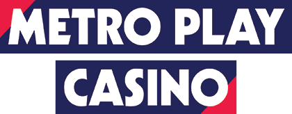 Metro Play Mobile Casino Logo