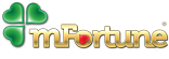 mFortune Logo Linear