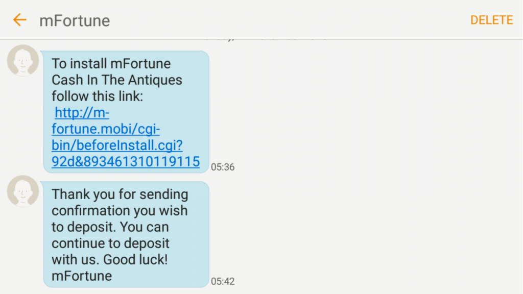 mfortune-mobile-payment-confirmation