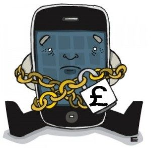 mobile phone deposit limits