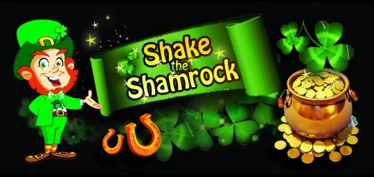 Mobile Wins Shake The Shamrock Promotion