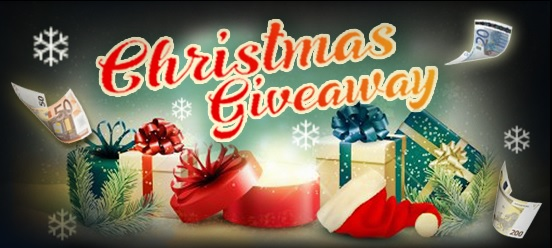 MobileWins Casino Christmas Giveaway Promotion Banner