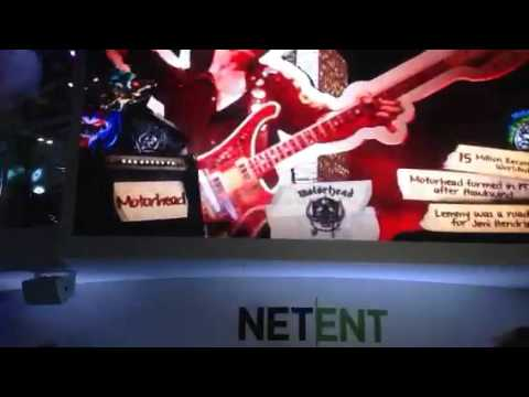Motorhead Slot NetEnt