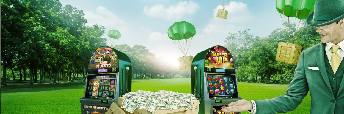 Mr Green Casino Turns Up The Heat With £10,000 Cash Drop Promotion