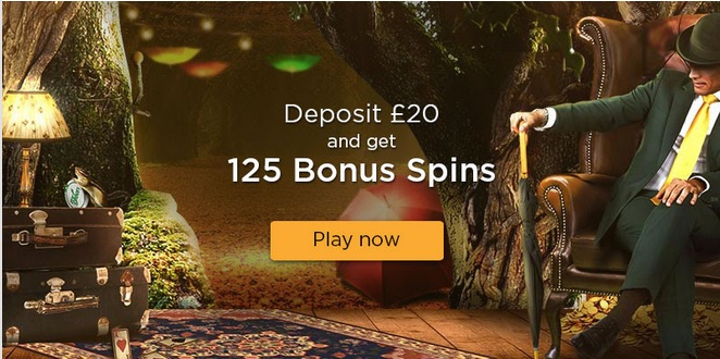 Mr Green Casino Extra Spins Promotion Banner