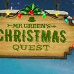 Mr Green's £1 Million Christmas Quest Is Underway