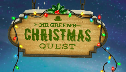 Mr Green's £1 Million Christmas Quest Is Underway
