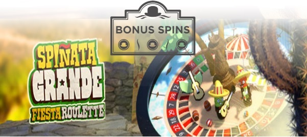 Mr Green Fiesta Roulette Promotion Banner
