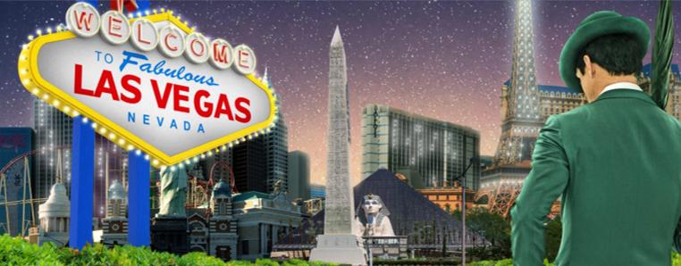 Mr Green in Vegas