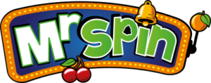 Mr Spin Mobile Casino Logo