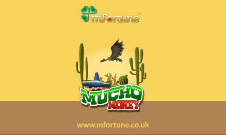Slot Review: Mucho Money Mobile Slot by mFortune — Free £5!