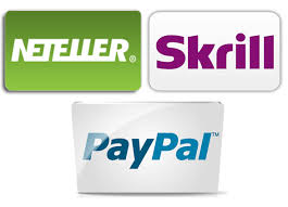 Should You Use Skrill, Neteller Or PayPal For Mobile Depositing