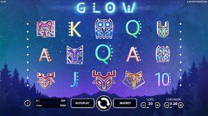 NetEnt Glow Slot