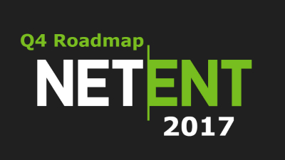 NetEnt 2017 Q4 Roadmap Released With Three New Video Slots