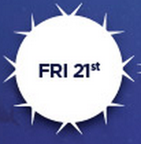 Winter is Coming to Next Casino Friday 21st November