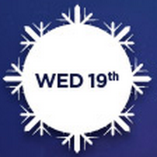 Winter is Coming to Next Casino Wednesday 19th November