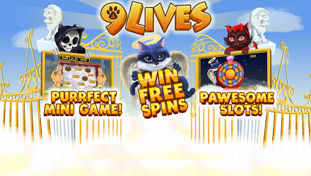 Nine Lives Mobile Slot By mFortune — An In-Depth Review