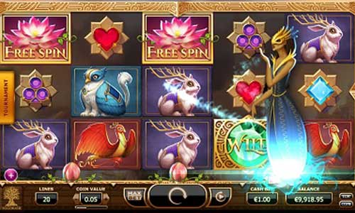 Nirvana Slot by Yggdrasil Gameplay