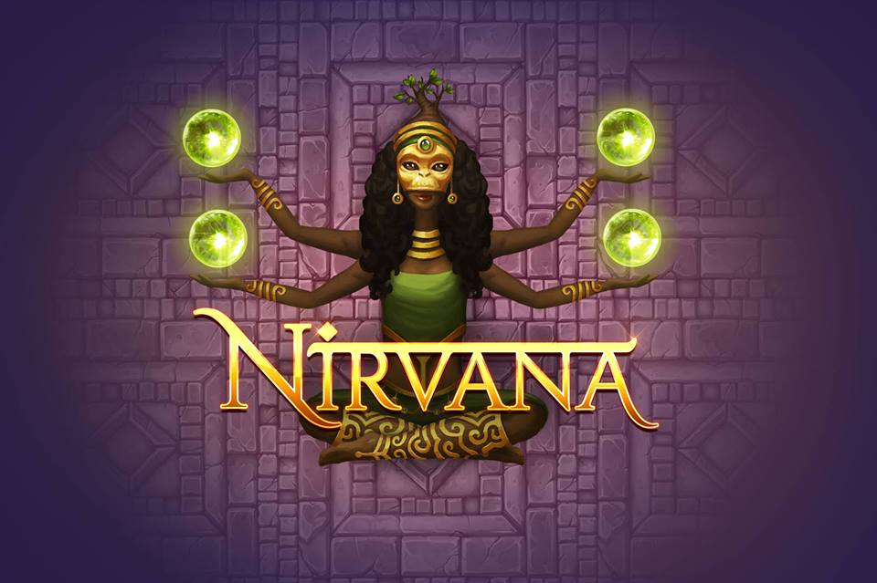 Nirvana Slot by Yggdrasil Logo
