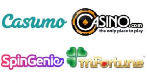 November 2016 Casinos