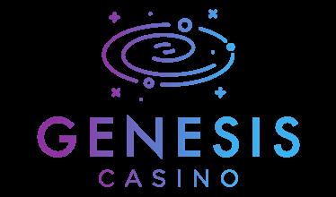 Genesis Casino Logo Linear