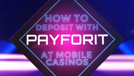 Video Guide To Making Mobile Deposits Using Payforit At Mobile Casinos