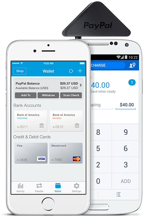 PayPal App Mobile