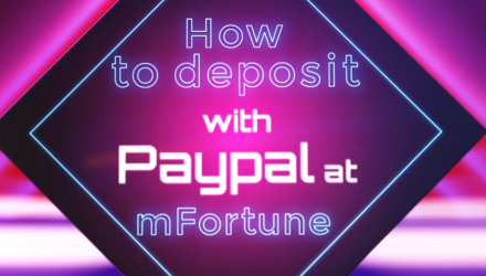 Video Depositing Guide: Depositing At mFortune Casino With PayPal
