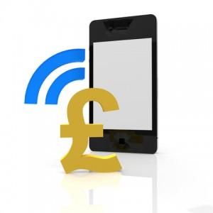 Phone Billing Pound Symbol