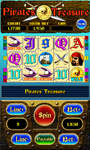Pirates treasure mobile slots from mFortune