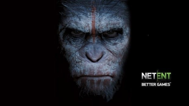 Planet of the Apes by NetEnt