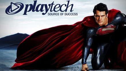 Playtech To Launch Man Of Steel Mobile Slot For DC Comics