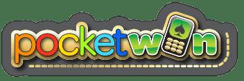 PocketWin Logo Linear