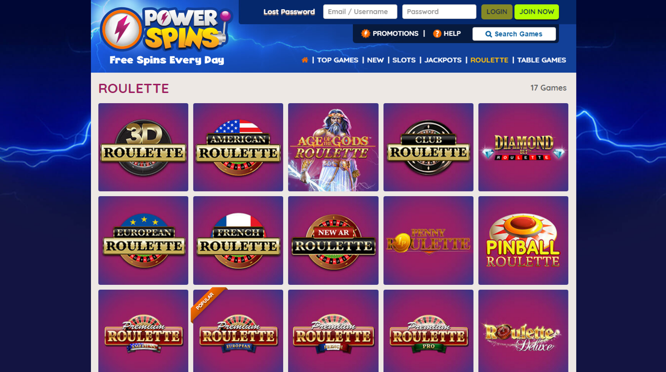 Power Spins Casino Review – Expert Ratings and User Reviews